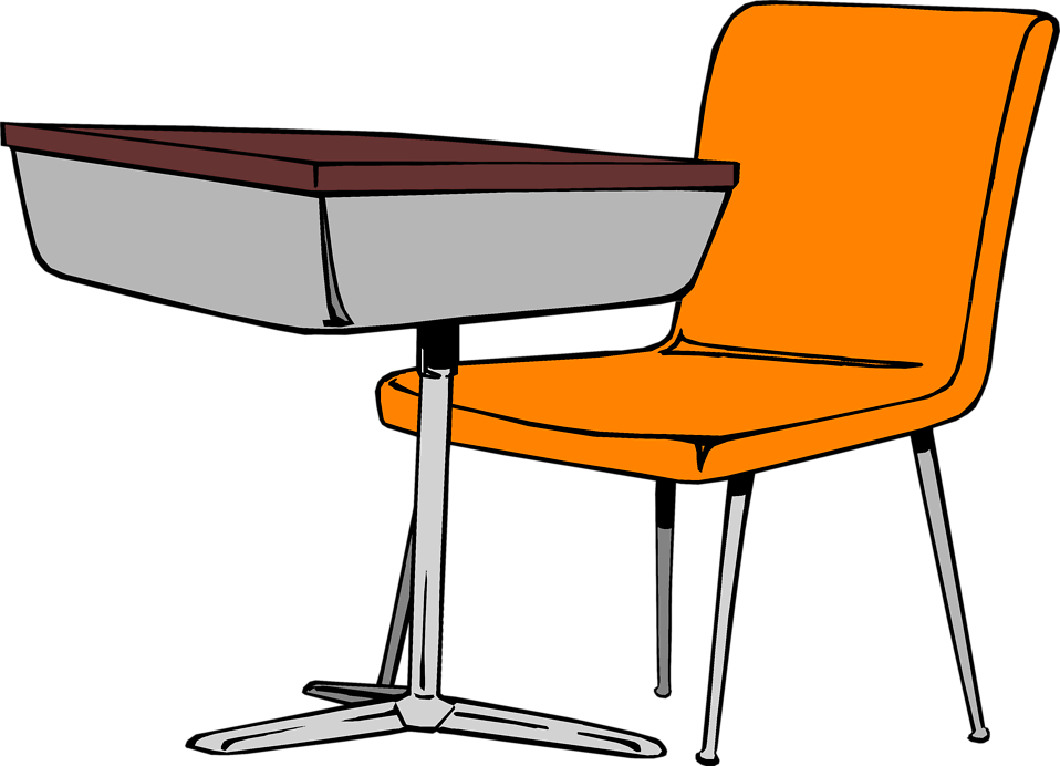 Free Student Sitting At Desk Clipart, Download Free Clip Art.