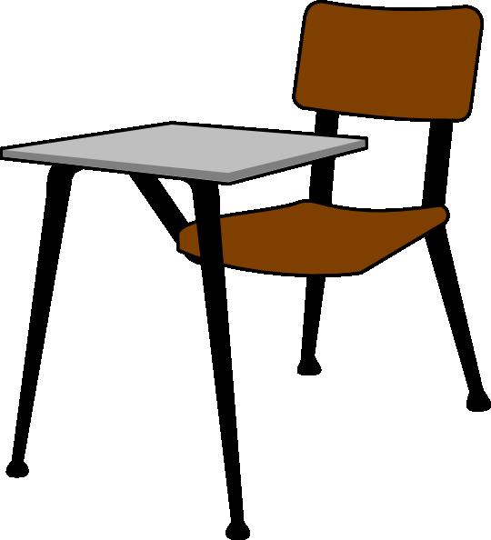 Student Desk Clip Art at Clker.com.