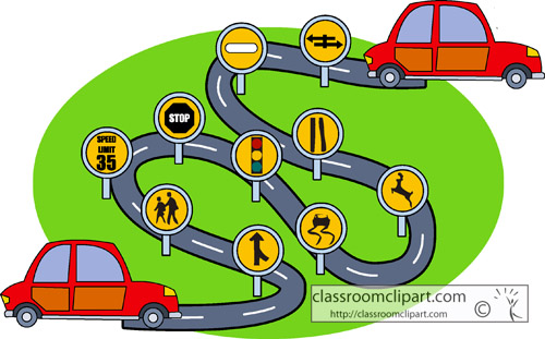 Drivers Education Clipart.