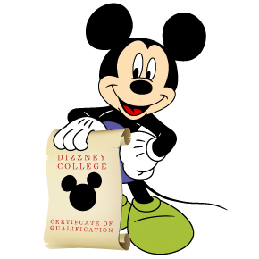 would you survive without 'Mickey Mouse'?.