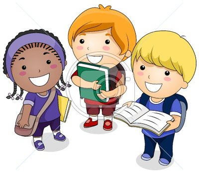 Student Group Clipart.