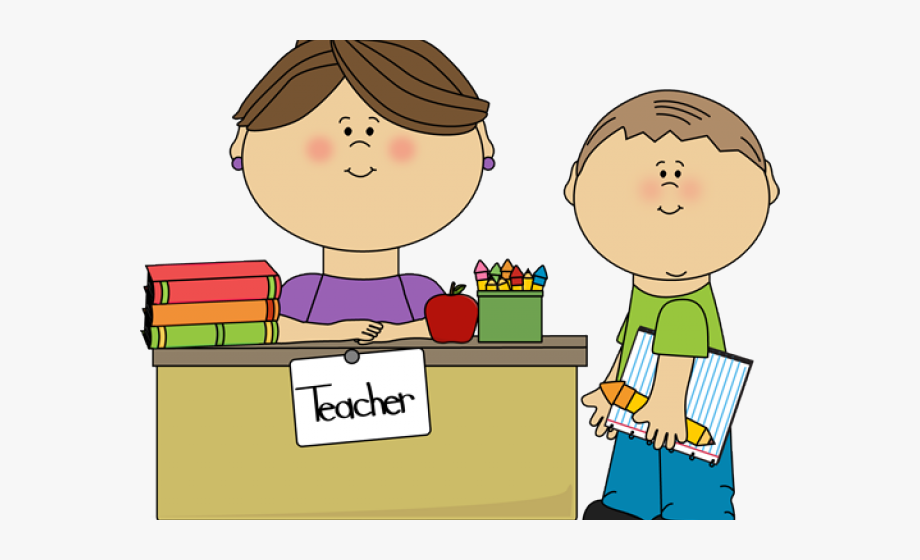 Student Teacher Clipart.
