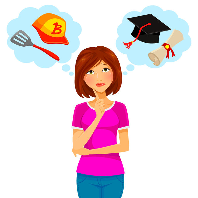 Student Jobs Clipart.