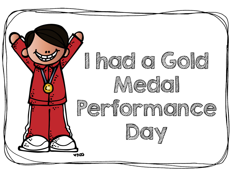 Gold Medal Performance.