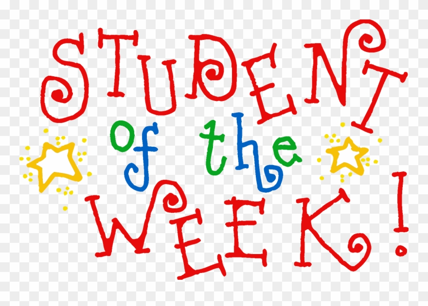 Image Result For Students Of The Week Clipart.