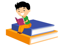 Free Reading Clipart.