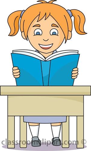 Student Desk Clipart#2122398.