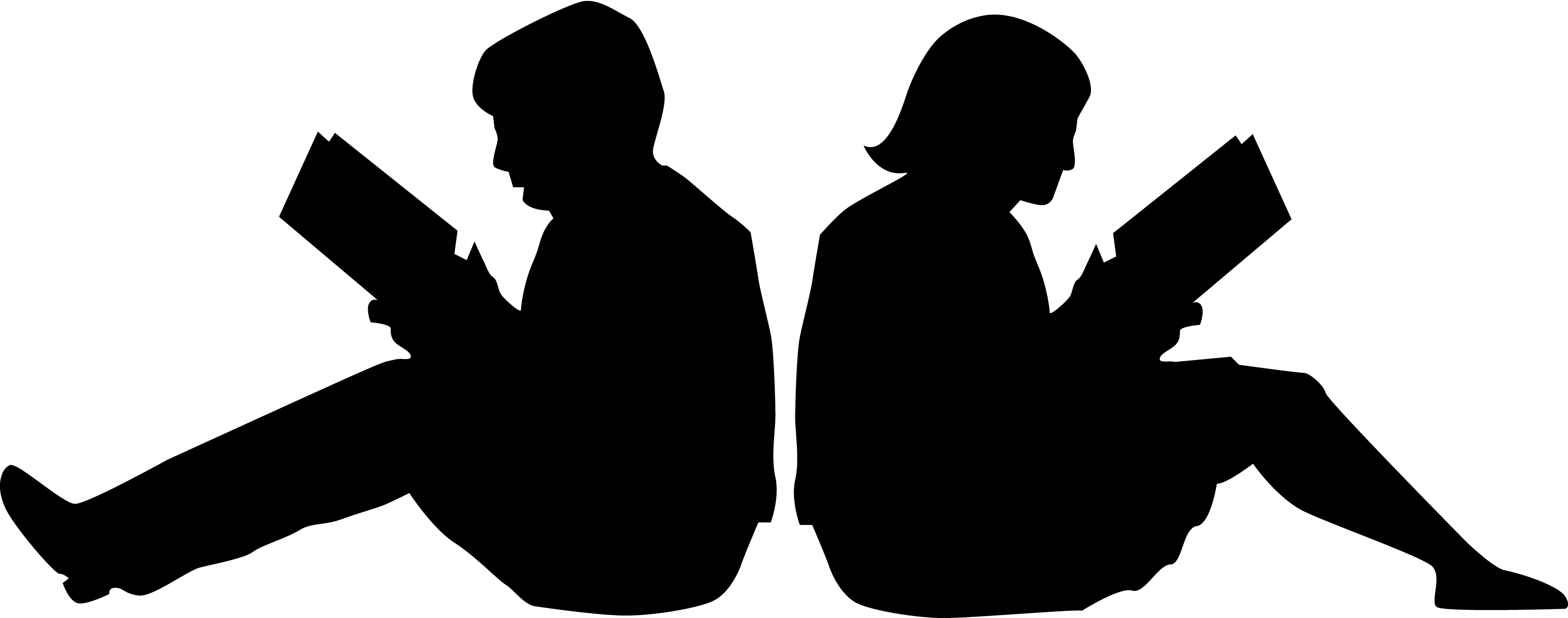 Students Silhouette at GetDrawings.com.