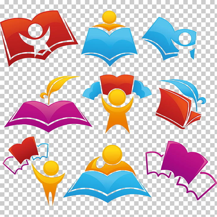 Student Education Symbol Study skills, Cartoon books PNG.