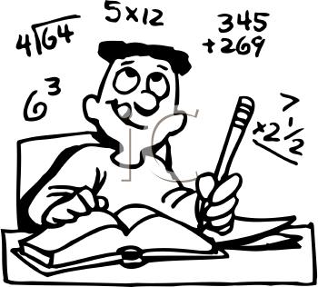 free student testing cartoons.