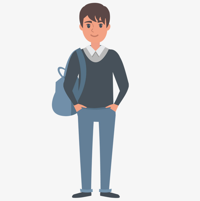 Student Png Vector & Free Student Vector.png Transparent.
