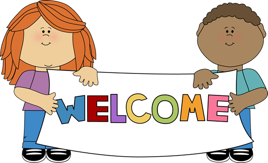 New Student Clipart.