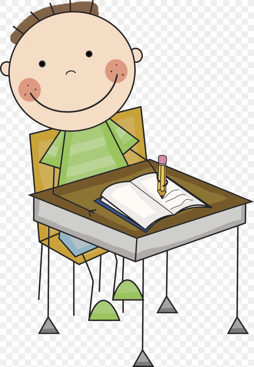 Student Desk Office Clip Art, PNG, 1328x1918px, Student, Art.