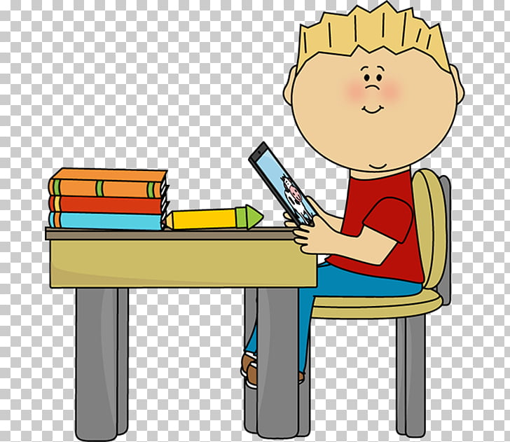 Student Desk , student PNG clipart.