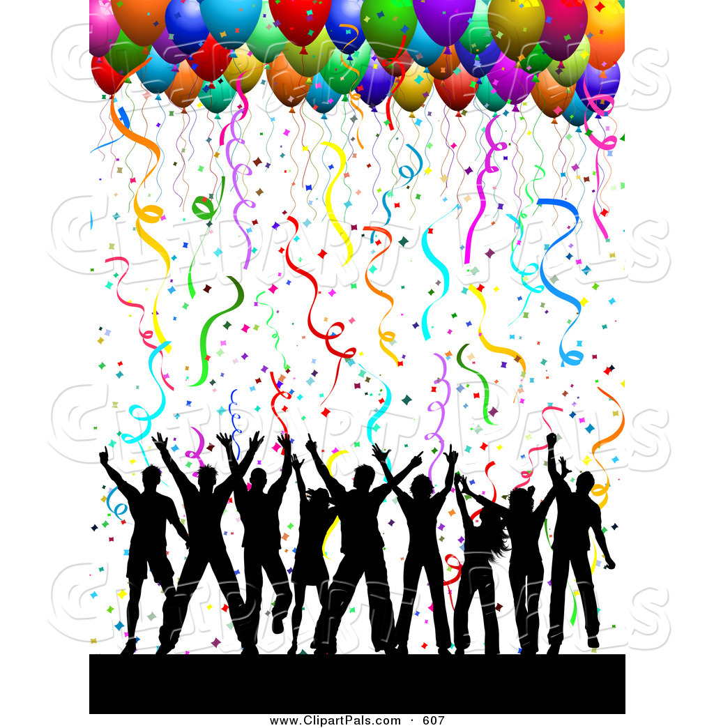 Party clipart students, Party students Transparent FREE for.