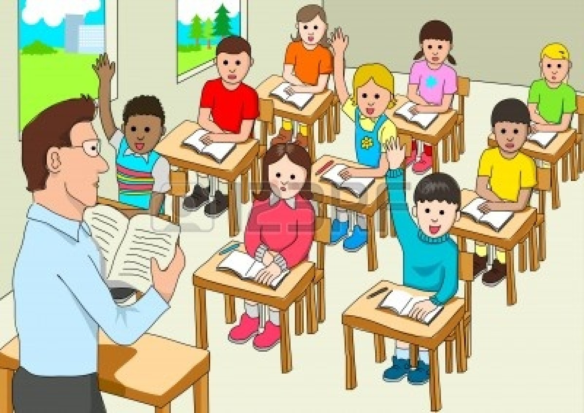 Students in classroom clipart 4 » Clipart Station.