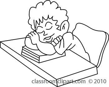 Kids Classroom Clipart Black And White.