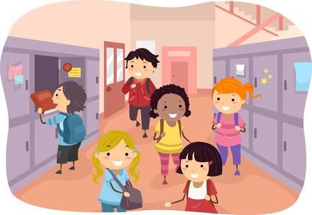 Classroom Hallway Cliparts Free Download Clip Art.