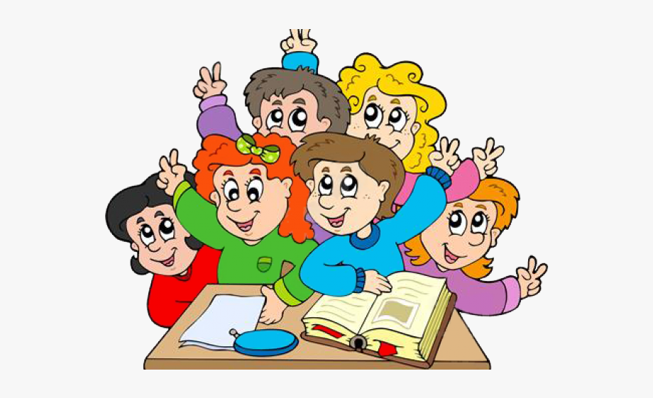 Students In School Clipart #1661024.