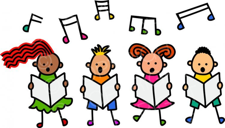Library of people singing png stock png files ▻▻▻ Clipart.