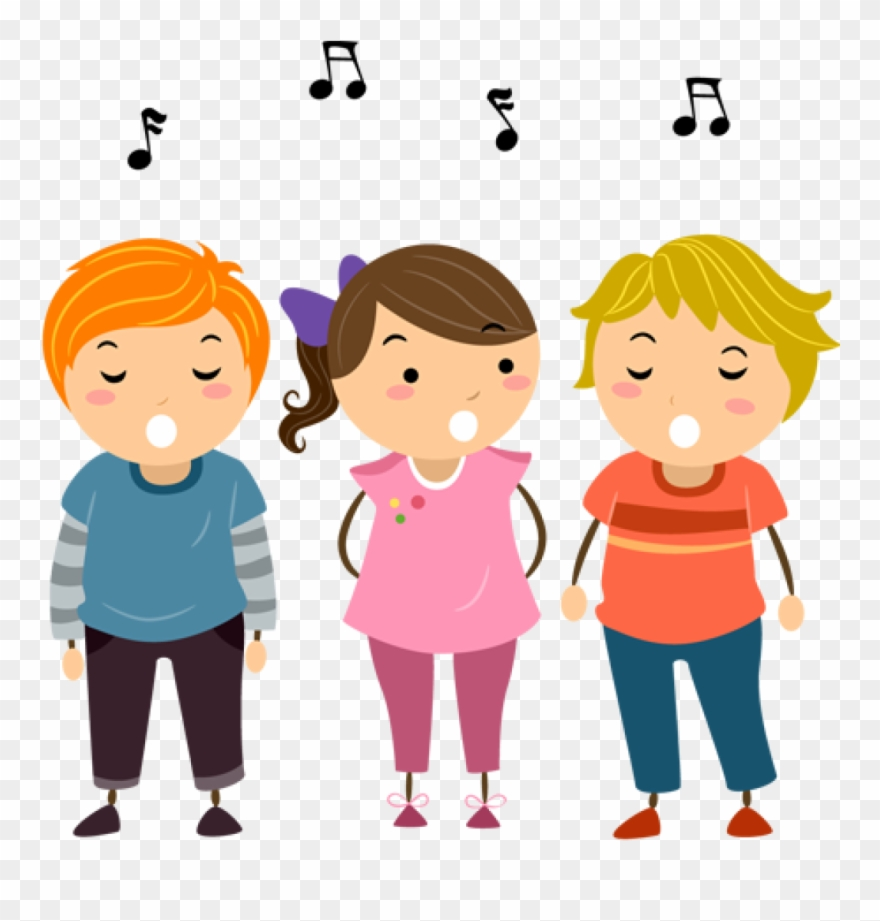 Clipart Choir Student Clipart Choir Cute Borders Vectors.