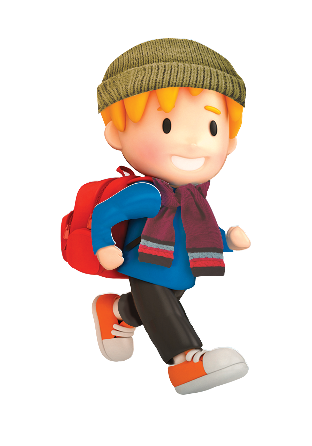 Clipart student walking, Clipart student walking Transparent.