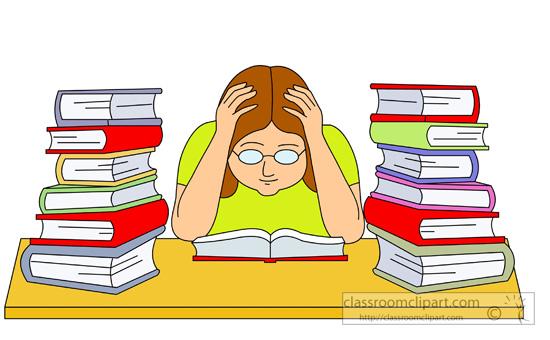 Studies clipart.
