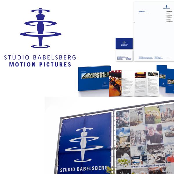 Studio Babelsberg.