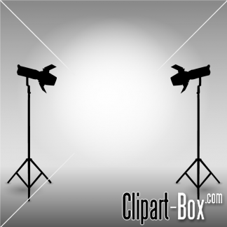 Photo Studio Clipart Png.