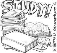 Study Clip Art and Illustration. 86,458 study clipart vector EPS.