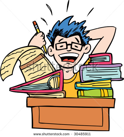 Study hard clipart 6 » Clipart Station.