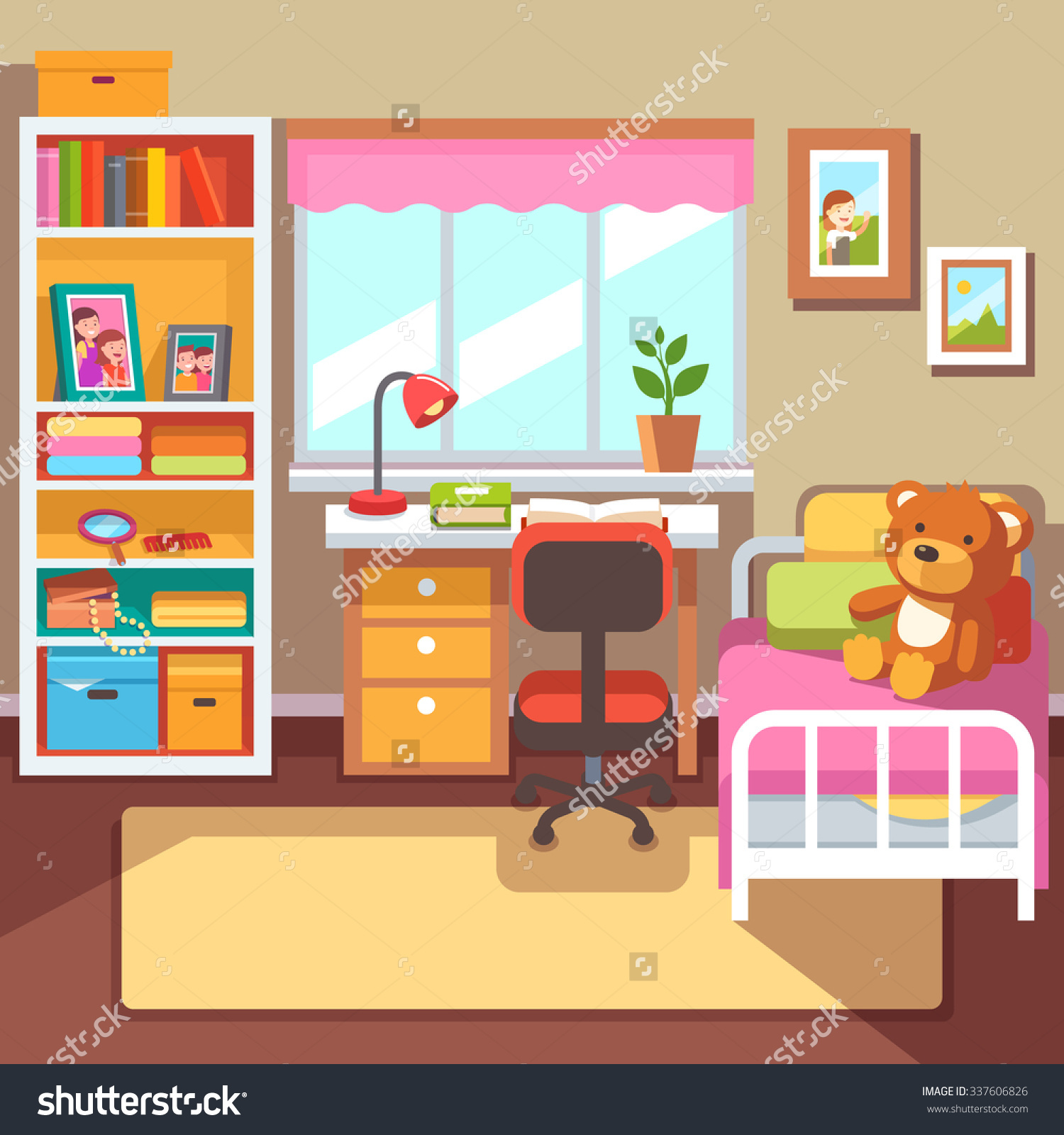 Study room clipart clipground for Interior design video clips
