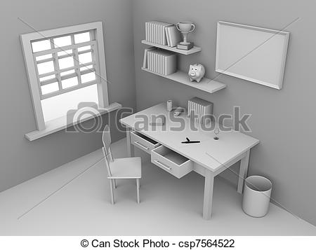 Study room Illustrations and Clipart. 3,949 Study room royalty.