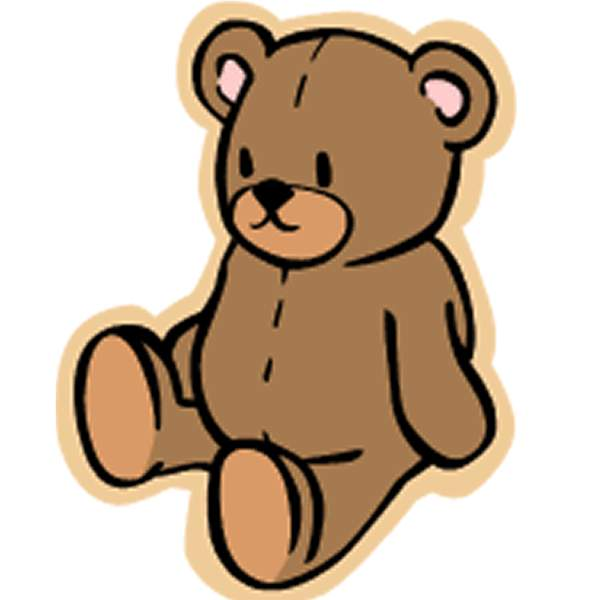 Best Teddy Bear Clip Art #12122.