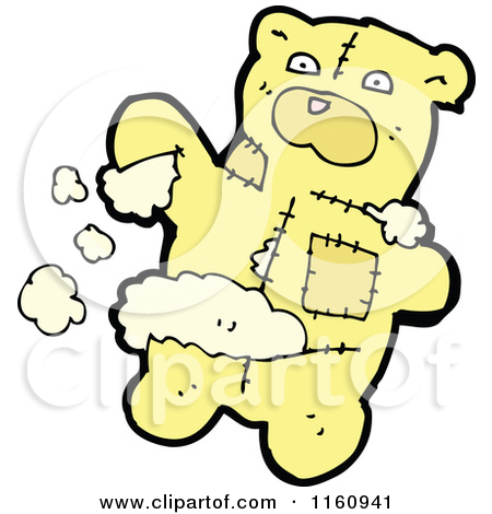 Stuffing Clipart.