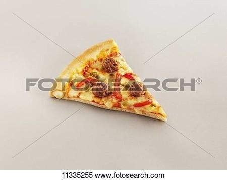 Stuffed Crust Pizza Clipart.