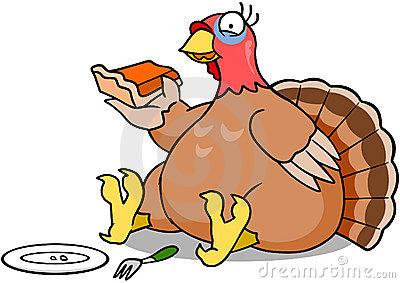 Stuffed Turkey.