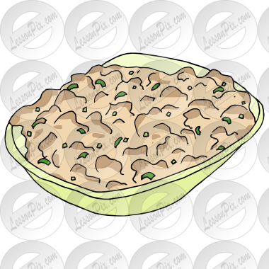 stuffing clipart clipground
