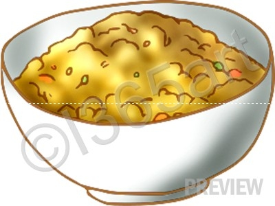 Thanksgiving Stuffing Clipart.