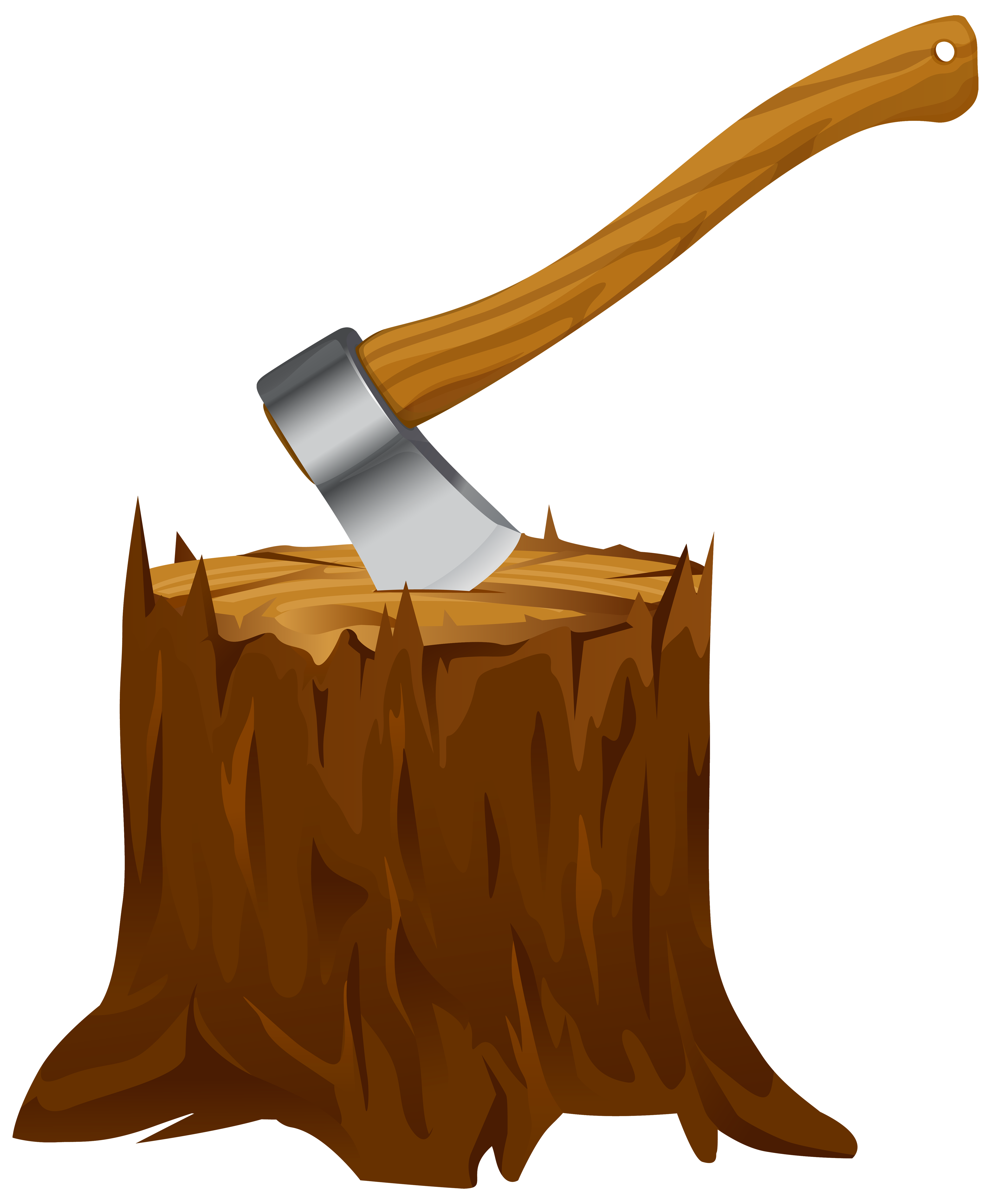 Tree Stump Clipart Images.