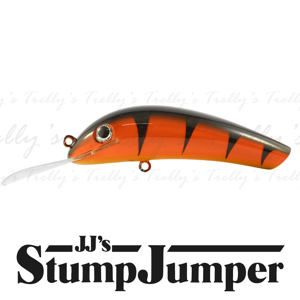 StumpJumper Lures: Size 1.