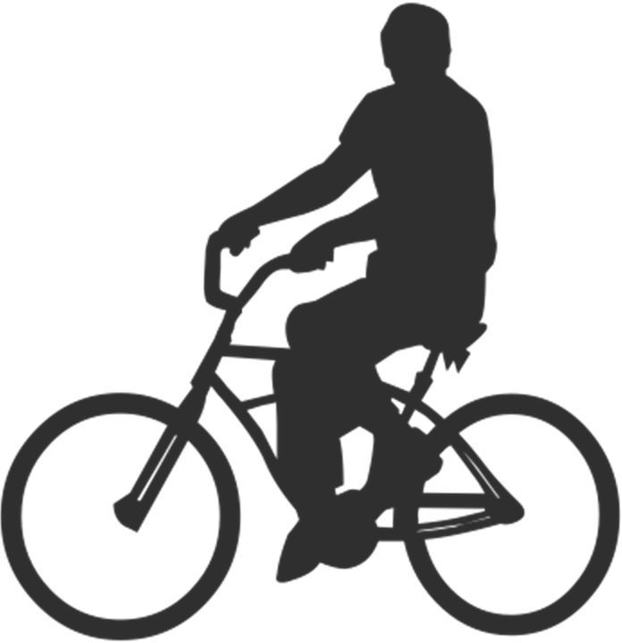 Free illustration: Bicycle, Person, Man, Transport.