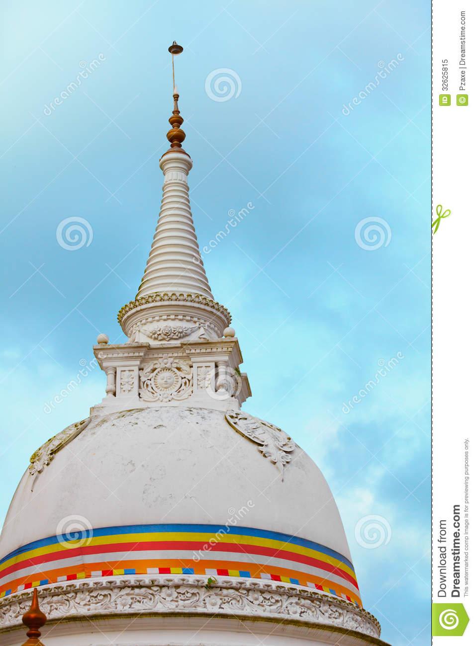 Stupa (dagoba).