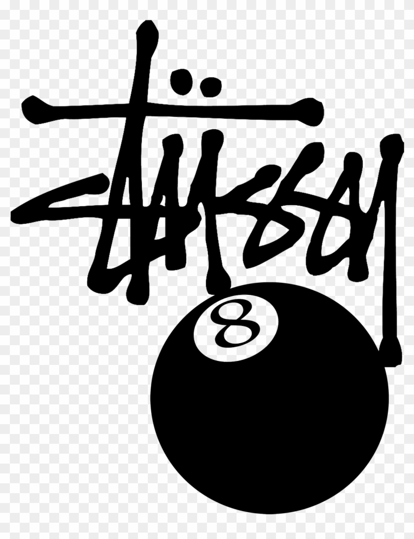 Stussy 8 Ball Png , Png Download.