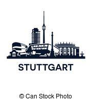 Stuttgart Vector Clipart Royalty Free. 251 Stuttgart clip art.