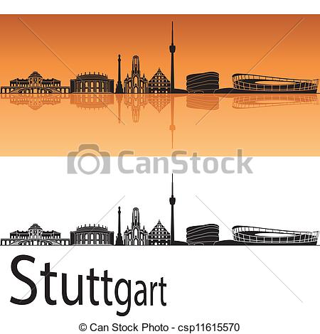 Stuttgart clipart.