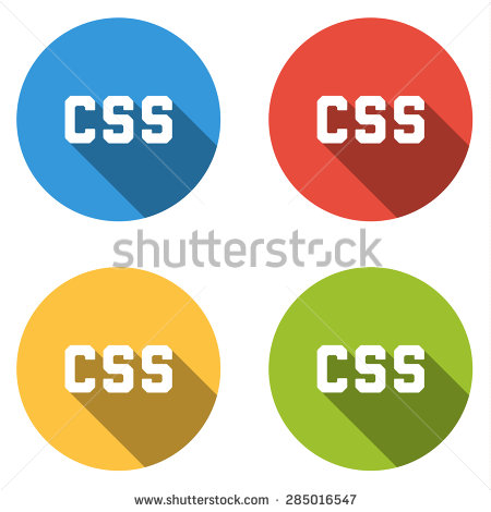 Cascading Style Sheet Stock Images, Royalty.
