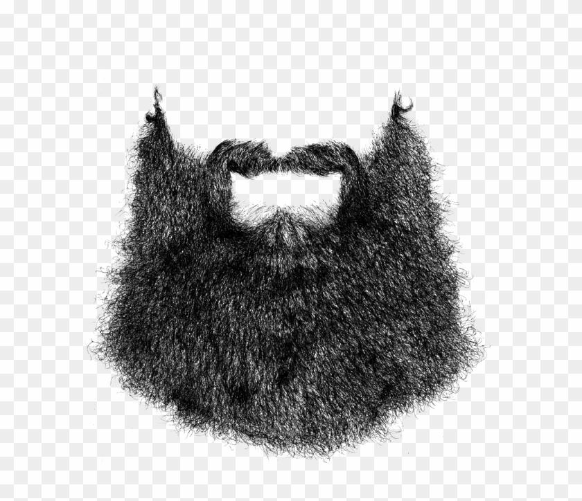 New Stylish Beard Png.