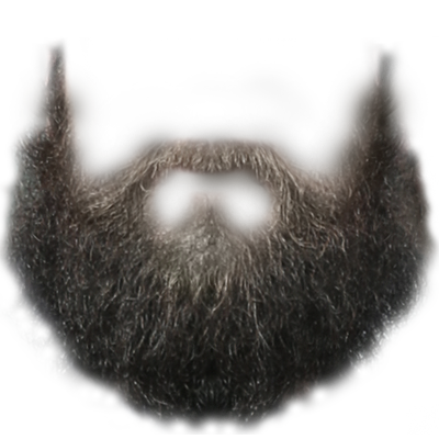 Beard PNG Images Transparent Free Download.