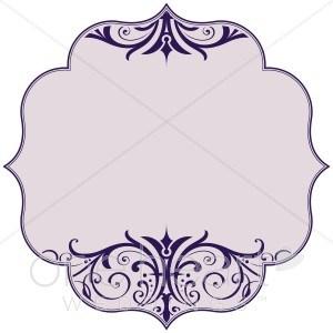Decorative Borders For Wedding Invitations.